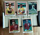 1981 Donruss Baseball Cards 11