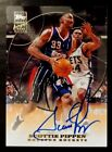 SCOTTIE PIPPEN-1999 2000 Topps Certified PERFECT ON CARD AUTO AUTOGRAPH-RARE