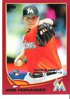 Jose Fernandez Rookie Cards and Prospect Card Guide 39