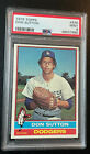 Don Sutton Baseball Cards and Autographed Memorabilia Guide 6