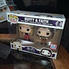 Buffy the Vampire Slayer Buffy and Faith Funko Pop 2017Fall Convention Exclusive