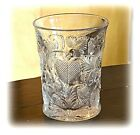 ONE Clear Cambridge Glass EAPG Inverted Strawberry Tumblers 1912 Lot Available
