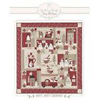 Merry Merry Snowmen Quilt Pattern by Bunny Hill Designs 2035
