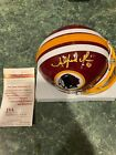 2016 Leaf Autographed Mini-Helmet Football 14