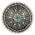 A Perthshire PP1 Radial Ring Twist Paperweight 1982 97