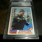 Willie Stargell Cards, Rookie Card and Autographed Memorabilia Guide 30