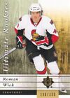 Behold! Every 2011-12 Upper Deck Ultimate Collection Hockey Rookie Card 110