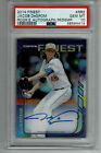 2014 Topps Finest Baseball Rookie Autographs Gallery, Guide 41