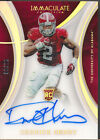2016 Panini Immaculate Collegiate Football Cards - Checklist Added 20