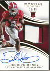 2016 Panini Immaculate Collegiate Football Cards - Checklist Added 19
