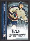 2014 ITG Draft Prospects Hockey Clear Rookie Redemption Set Announced 18