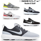 NIKE GOLF SHOES ROSHE G 2021 MENS SPIKELESS GOLF SHOES ALL SIZES COLOUR OPTIONS