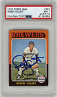Robin Yount Cards, Rookie Cards and Autographed Memorabilia Guide 34