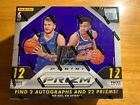2018-19 Panini Prizm FOTL First Off The Line Factory Sealed Hobby Box Luka Rc!