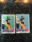 Lynn Swann Cards, Rookie Card and Autographed Memorabilia Guide 7