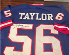 New York Giants Gear , Lawrence Taylor Signed Jersey , Autograph Certificate