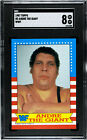 1987 Topps WWF Trading Cards 13