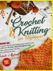 Knitting and Crochet for Absolute Beginners 2 In 1 A Complete Step by Step Gui