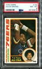 The Doctor Is In! Top 10 Julius Erving Cards 22