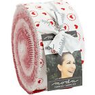 Holiday Essentials Love Jelly Roll by Stacy Iest Hsu for Moda Fabrics