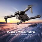 NEW Mini DRONE 4K HD Double Camera WIFI Air Pressure Foldable RC Quad Copter Toy