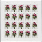 100 USPS FOREVER STAMPS, 5 Sheets of 2020 Boutonniere First Class Mail Postage!