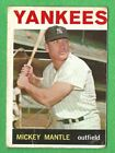 Comprehensive Guide to 1960s Mickey Mantle Cards 117