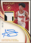 2019-20 Panini Immaculate Collection Basketball Cards 31