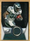 2009 Brian Westbrook Topps Unique Game-Worn Patch Card #PTP-21 Serial #28 40