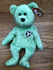 Ty Beanie Babies KICKS the Bear in New Unplayed with Mint Condition