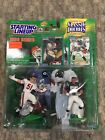 1998 Starting Lineup Classic Doubles Dick Butkus & Junior Seau Bears Chargers