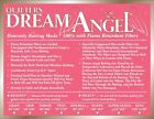 Quilters Dream Angel Select Mid Loft Batting Queen Roll Size