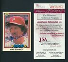 Mike Schmidt Cards, Rookie Cards and Autographed Memorabilia Guide 62