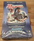 2012 Bowman Baseball Hobby Edition New Factory Sealed Box Bryce Harper Rookie RC