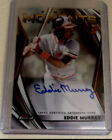 2021 Topps Finest Moments Eddie Murray On Card Auto Autograph HOF Signed Orioles