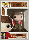 Funko Pop Chunk. The Goonies Collectible Figure #79 Vaulted Retired Pop Movies