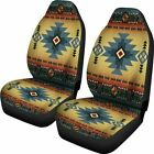 Blue Pattern Native American Car Seat Covers Car Accessories gift idea for famil