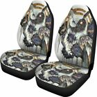 Native Owl Car Seat Covers Car Accessories Gift for himHerCustom Seat Covers