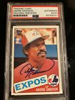 Andre Dawson Cards, Rookie Card and Autographed Memorabilia Guide 31