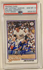 Catfish Hunter Cards, Rookie Card and Autographed Memorabilia Guide 33