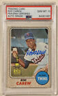 Rod Carew Cards, Rookie Cards and Autographed Memorabilia Guide 36