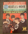 1964 Topps Beatles Movie Hard Day's Night Trading Cards 8