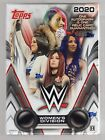 2020 TOPPS WWE WOMEN'S DIVISION FACTORYSEALED HOBBY BOX **1 AUTO & 1 RELIC!**