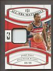 John Wall National Convention Exclusive Cards Offer Collectors a Pair of Hidden Gems 20