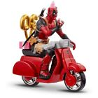 SDCC Mattel Exclusive Hot Wheels DEADPOOL and Scooter CONFIRMED
