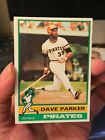 Dave Parker Cards, Rookie Cards and Autograph Memorabilia Guide 9