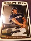 Nelson Cruz Rookie Cards Checklist and Guide 9
