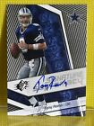 Tony Romo Football Cards, Rookie Cards and Autographed Memorabilia Guide 4