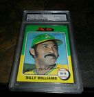 Billy Williams Cards, Rookie Card and Autographed Memorabilia Guide 42