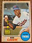 Top 1968 Baseball Cards to Collect 25